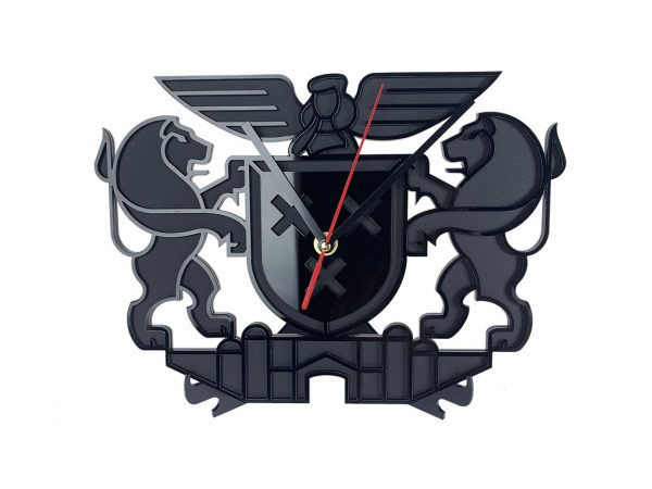 Klok wapen van Breda